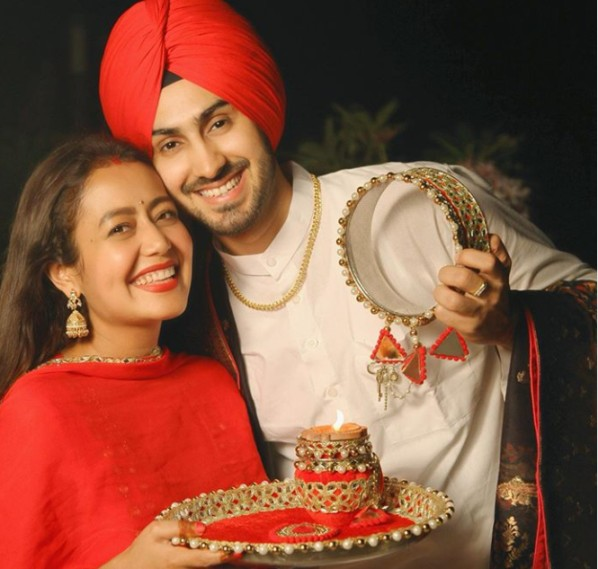 neha kakkar husband