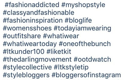 how to be a fashion blogger