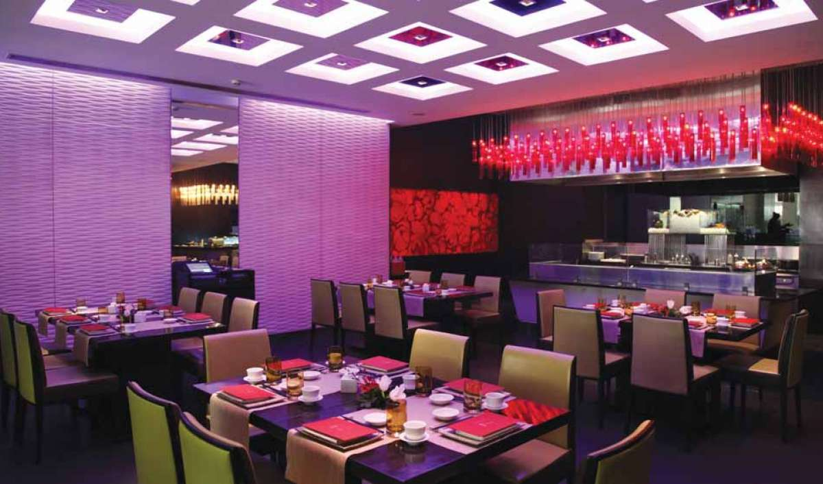 Wasabi by Morimoto best restaurants in delhi