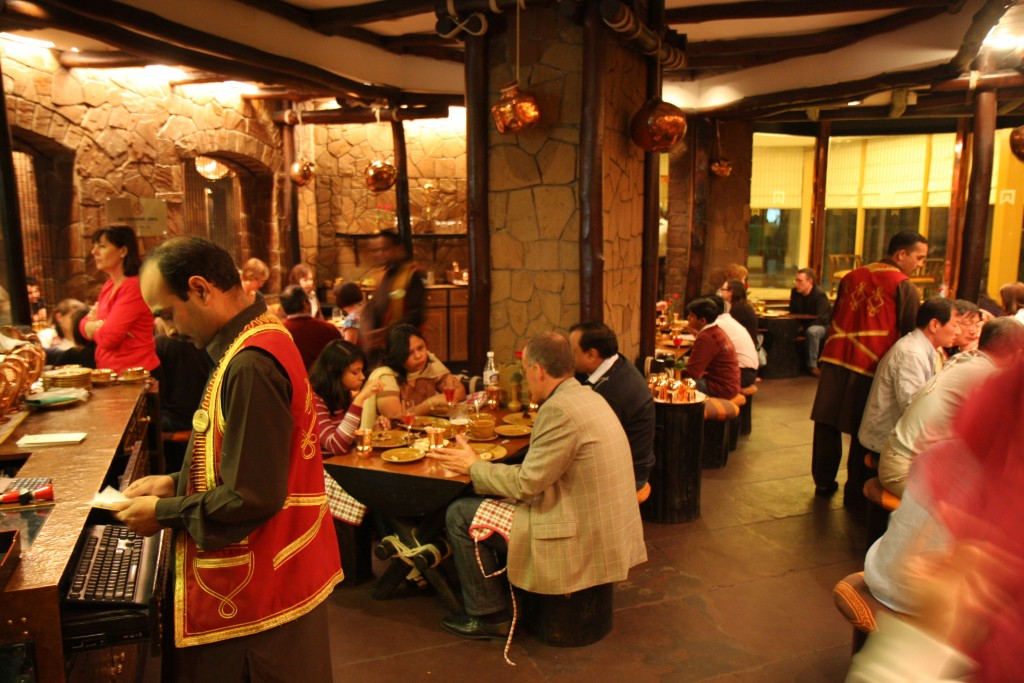 Bukhara best restaurants in delhi