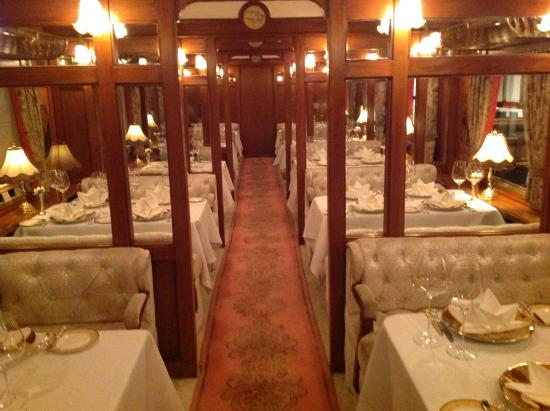Orient Express best restaurants in delhi