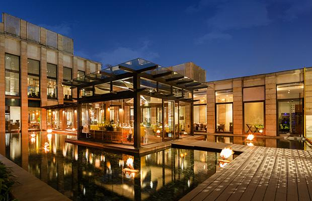 Indian Accent best restaurants in delhi