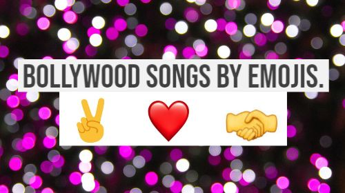 Only Bollywood Fans Can Guess The Song By Emoji We Dare You Now The song 'tumhe jo maine dekha' starred which of these people? guess the song by emoji