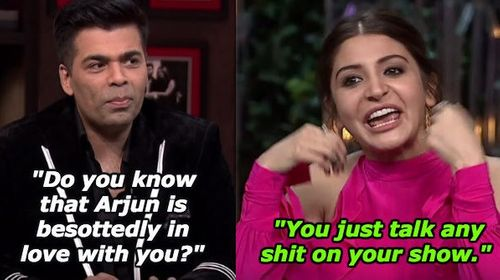 Koffee With Karan - Where Nepotism Is Promoted & People Speak Sh*T.
