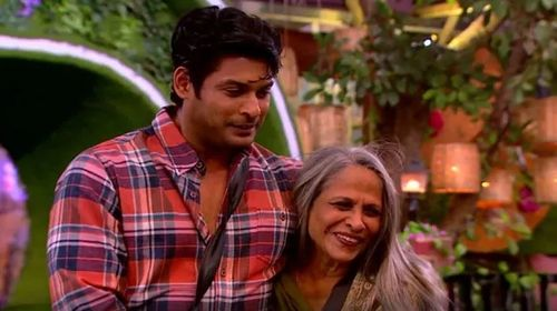 mother sidharth shukla
