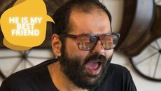 Meet Kunal Kamra's Most Controversial Friend.
