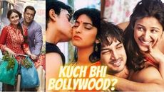 These Stupid Romantic Scenes Happen Only In Bollywood Movies & Not In Real Life.