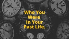 We Know Who You Were In Your Past Life. Take This Quiz.