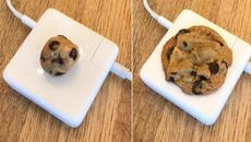 Learn How to Cook Cookies With Apple Macbook Charger
