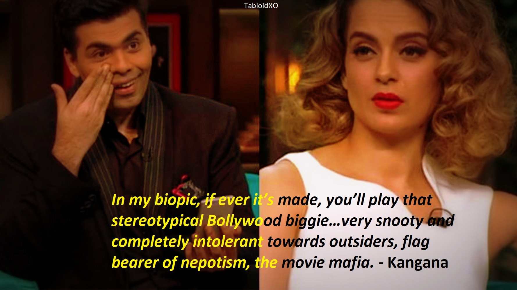 nepotism bollywood