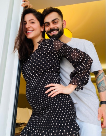 virat kohli and anushka sharma baby