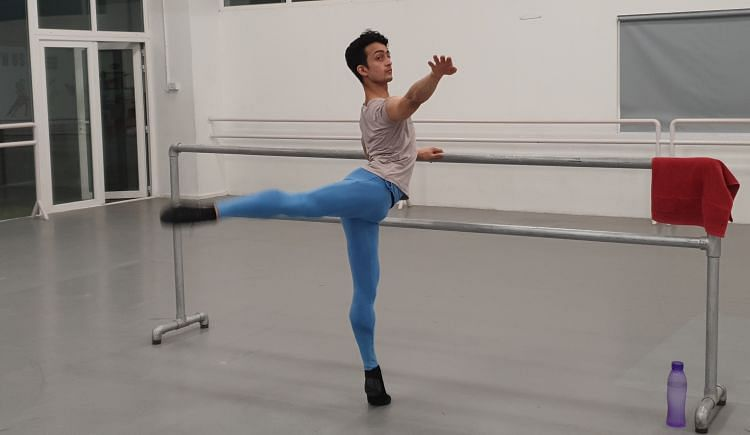 Kamal Singh, rickshaw driver son ballet dancer