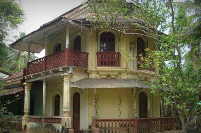 The Rodrigues Home Haunted Places In Goa