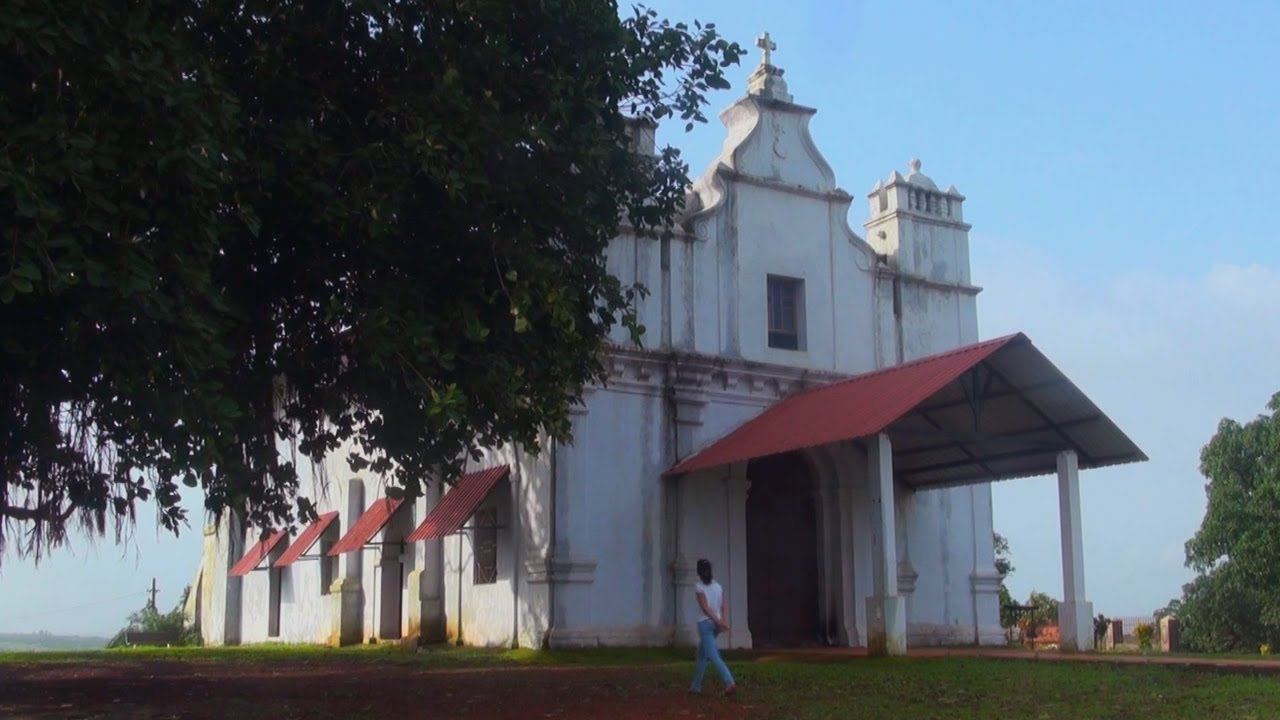 Three King's Church Haunted Places In Goa