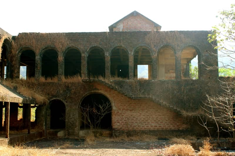 Ghost Hostel Haunted Places In Goa