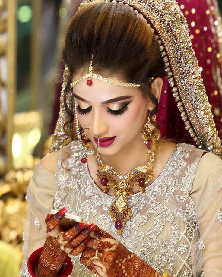 beautician, bridal makeup artist